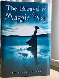The Betrayal of Maggie Blair by Elizabeth Laird book Alexandria, 22304