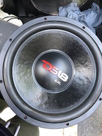 subwoofers - DS18 EXL - 2018