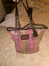 women's brown and green tote bag Bakersfield, 93308
