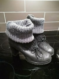 Designer booties by HOGL Toronto, M3H 4S9