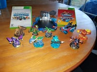 Skylanders Set w/Power Portal 86 km