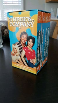 Three' s Company VHS Maple, L6A