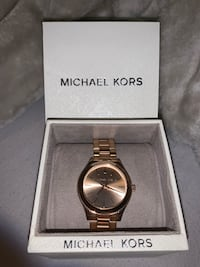 Rose Gold Michael Kors Watch New Tecumseth, L9R