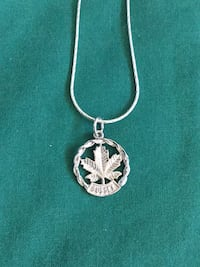 STERLING SILVER NECKLACE Edmonton, T6E 0R2
