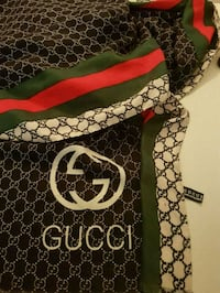 Authentic Gucci shawl.    Whitby, L1N 8X2