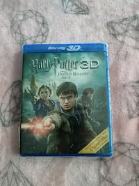 Harry Potter Blu-ray never opened
