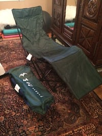 Olive-green camper chair Silver Spring, 20902