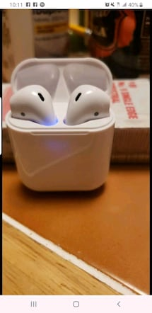 Wireless earbuds NOT airpods