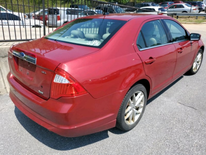 2010 Ford Fusion Ecodrive Fully Loaded Ac Cold  179af92a-25e1-407a-b705-154c28686fe0
