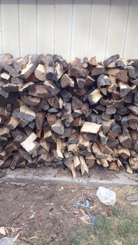 Firewood for sale the cold is coming El Paso County, TX, USA