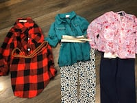 Toddler girl clothes size 2T