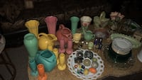 McCoy and fiesta pottery miscellaneous items Glendale, 85301