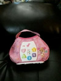 Fisher price interactive purse Roseville, 48066