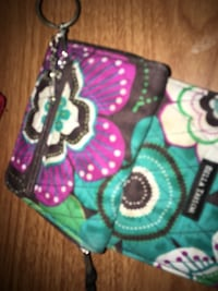green, pink, and white floral wristlet Lubbock, 79415