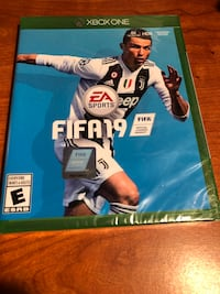 Fifa19 new never played