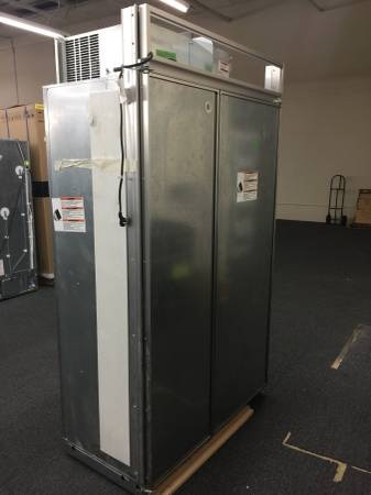 KitchenAid 48 In. W 30 Cu. Ft. Built In Side By Side Refrigerator   $4399