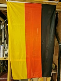 German Flags X 2
