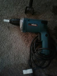 blue and black Makita corded power drill Red Deer, T4P 0E7