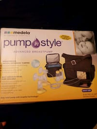 Breastpump *gently used* Rockville