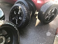 "ATTENTION all pickup trucks, and Jeep owners. Selling a set of 20""x9"" universal 6 bolt truck Rims . Toronto, M4E 3C4"
