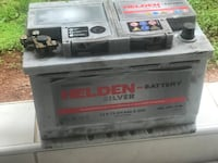 HELDEN BATTERY 12 VOLT 75 AH AKÜ