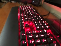 Corsair k70 rapidfire Cherry mx red Arlington, 22209