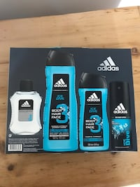 Adidas Gift Set , new - Firm  64 km