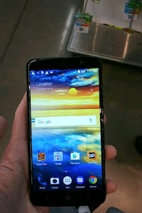 Boost mobile zte 6 inch screen android smartphone Manassas, 20109