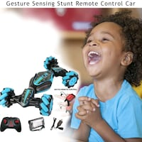 Racing car control with wrist band. Control with hand gestures Surrey, V3S 6K5