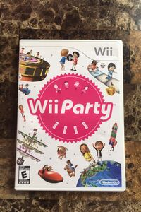 Nintendo Wii - Wii Party Complete Game w/ Inserts Brampton, L6R 2K7