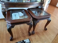 END TABLES in excellent shape