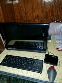 HP Touchsmart 300 Touchscreen PC/ built in camera. Shannon, 30161