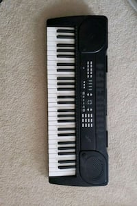 black and white electronic keyboard Germantown, 20876