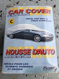 All weather car cover Kitchener, N2A 1N6