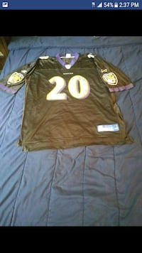 Baltimore Ravens #20 Ed Reed Jersey Baltimore, 21216