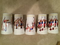 1988 McDonalds Olympic Games Collectible Cups Centreville