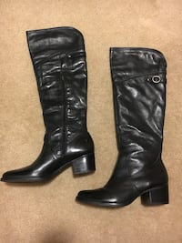 Leather Boots  Bowie, 20716