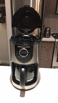 Kitchen Aid Coffee Maker in great condition Toronto, M4M 3P8