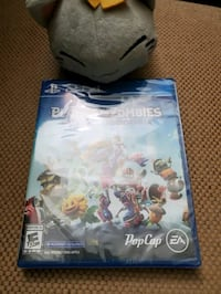 PlayStation 4 Plants Versus Zombies Battle For Neighborville Brand New Los Angeles, 91306