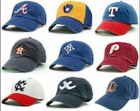 60 different hats