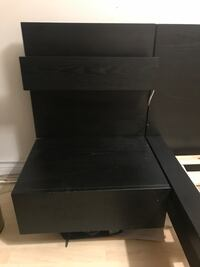 Pair of Ikea Malm Side Tables Vancouver, V6A 4J6