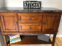 Kitchen Hutch Silver Spring