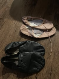 Nearly NEW Dance & Ballet Shoes size 6.5 Oklahoma City, 73012