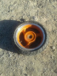 150 cc. Moped tire