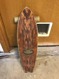 Brown Arbor longboard Oklahoma City, 73013