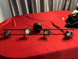 Pro Track Black LED light