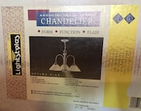 Chandelier..Brand New, Never Opened Toronto, M1M 0C1