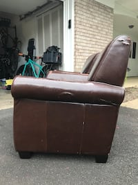 2  cigar-style arm chairs LOWERED $20 Fairfax, 22032