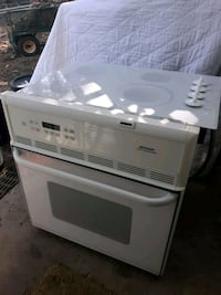 Frigidaire Drop in Stove Combo Range and Oven