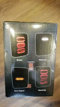 Jeep jk led taillights  new in box Fort Mohave, 86426